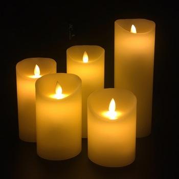 lampu led candle