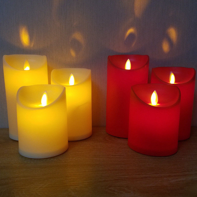 lampu lilin