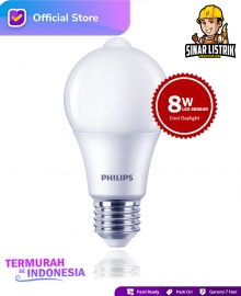 Lampu Philips LED Sensor