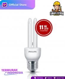 Lampu Philips Essential 11W