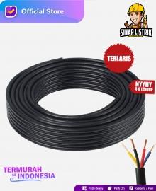 Kabel NYYHY Isi 4X1.5 mm2 Jembo