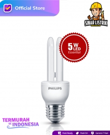 Lampu Philips Essential 5W
