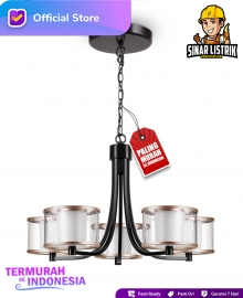 Philips Chandelier LED Bronze