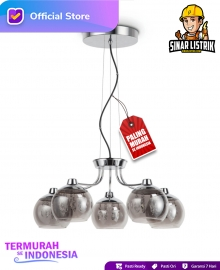 Lampu Gantung 5 LED