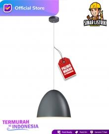 Lampu Gantung Pendant Grey