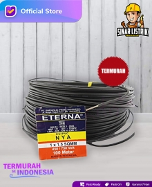 Kabel NYA Isi 1X1.5 mm2 Eterna