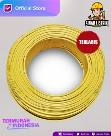 Kabel NYA Isi 1X25 mm2 Jembo