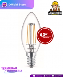 Lampu Philips Classic LED