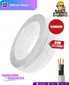 Kabel NYM Isi 3X2.5 mm2 Jembo