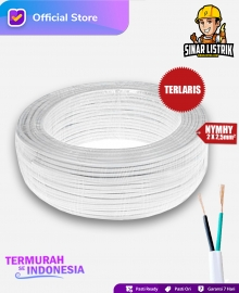 Kabel NYMHY Isi 2X2.5 mm2 Jembo