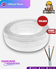 Kabel NYMHY Isi 3X2.5 mm2 Jembo