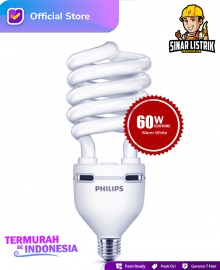 Lampu Philips 60W