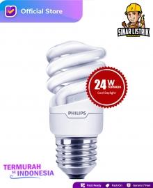 Lampu Philips Spiral