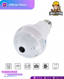 CCTV Lampu Escam Wifi