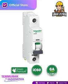 MCB Schneider iC60 6A