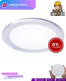 Lampu Philips Downlight LED Meson 17W