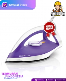 Setrika Philips Diva Dry Iron