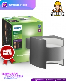 Philips Grass wall lantern