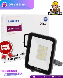 Philips LED floodlight 20 W