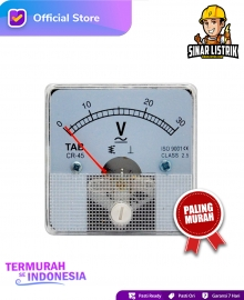 Voltmeter CR45 TAB