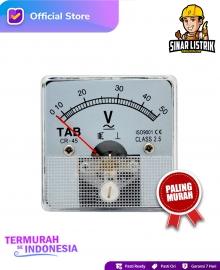 Voltmeter CR45 50V