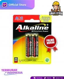 Baterai ABC alkaline AA