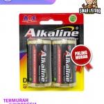Baterai ABC Alkaline LR20
