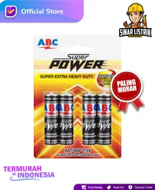 Baterai ABC Super Power AA