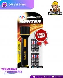 Senter LED ABC R6 Super Power 4B