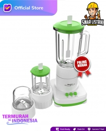 Blender Maspion MT 1214 Kaca 3in1
