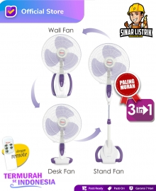 Stand Fan Cosmos 16-X088