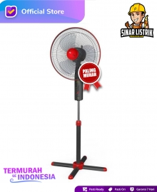 Stand Fan Maspion Ex-160s