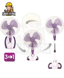 Stand Fan Cosmos S033 a