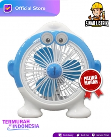 Kipas Karakter Advance-08a Smurf