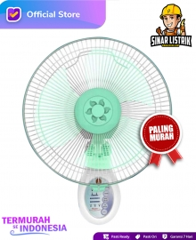 Wallfan Maspion 16' 4001RC