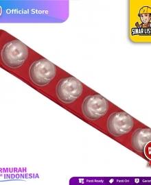 6 Mata Merah